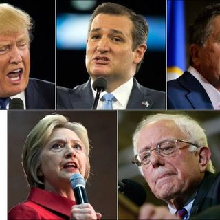 How Presidential Candidates Responded To Brussels Attacks