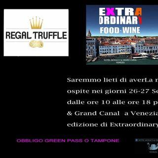 REGAL TRUFFLE: Business Model innovativo e sostenibile. Ce ne parla Marco Di Valentino!