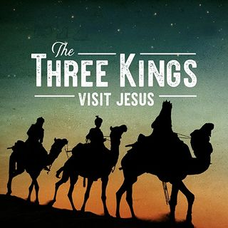 The Bedtime Story of the 3 Wisemen