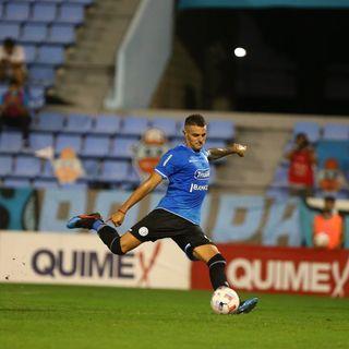 Gol de Belgrano: Pablo Vegetti 2-1