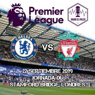 Chelsea vs Liverpool en VIVO