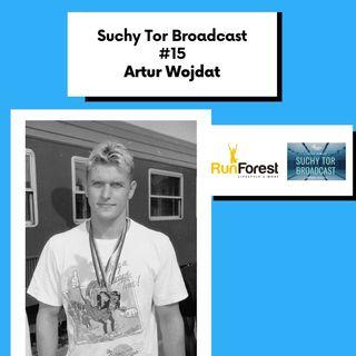 Artur Wojdat-legenda światowego pływania- w Suchy Tor Broadcast #15