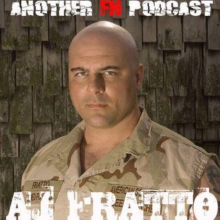 AJ Fratto - Qnsryche's American Soldier