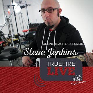 Steve Jenkins - Bass Guitar Lessons, Performance, & Interview