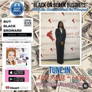 Episode 22:  Black on Black Business