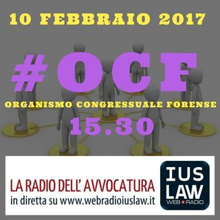 #OCF, 10 febbraio 2017