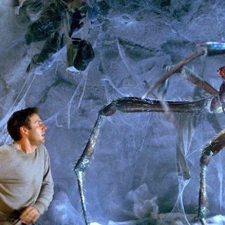 Season 4:  Episode 148 - Nature VS Man:  Them! (1954) / Eight Legged Freaks (2002)