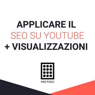 Come aumentare le visualizzazioni su YouTube SEO in YouTube