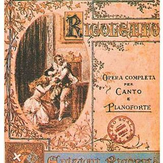 L'opera 22 - Giuseppe Verdi - Rigoletto - Pavarotti, Milnes, Sutherlan, Bonynge
