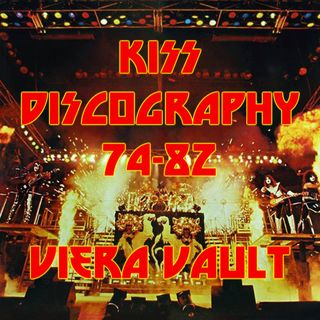 Episode 7:  The KISS Discography Part 1 with Bill Wang