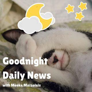 Goodnight Podcast - April 16