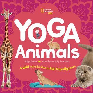 Yoga Animals - Tara Stiles on Big Blend Radio