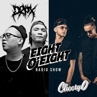 Eight-O-Eight Radio #03 (DRPX GUEST MIX)