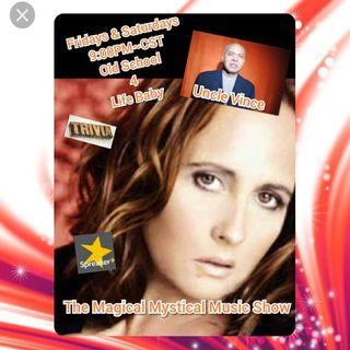 The Magical Mystical Music Show 1-22-2021