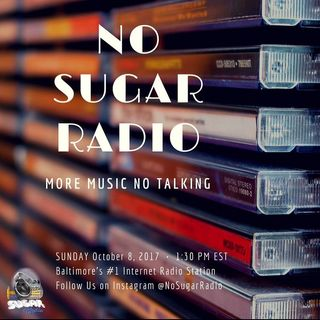 No Sugar Radio Show Episode #15