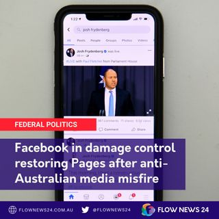 FlowNews24 survives the Facebook purge