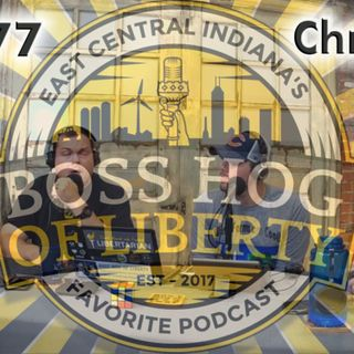 77: Chris Spangle - North Korea Propaganda, Hooters, and Chase's New Shirt