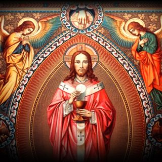 SACRED LITURGY: The Real Presence of Christ