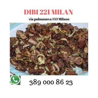 DIBI 221 A MILAN VIA PALMANOVA 143
