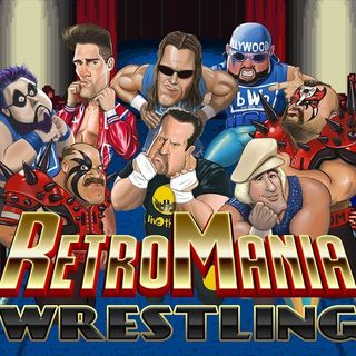 On the Mat: Guest Retromania Wrestling Mike Hermann