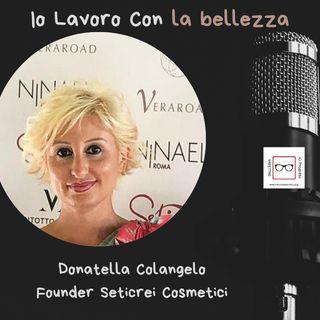 #50 Storie di professioniste coraggiose con Donatella Colangelo