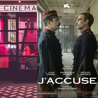 Panorama do Cinema Podcast #5: Crítica - O Oficial e O Espião   Em busca da Verdade e da Justiça