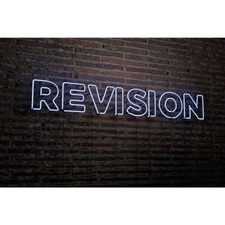 Using The Art of Revision To Change Your Life