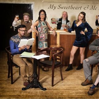 My Sweetheart & Me Title Track sung by Daniel May and Caitlin Martin