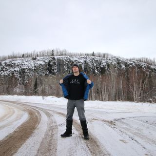 Week 1 - blizzard hikes with  @facing_north
