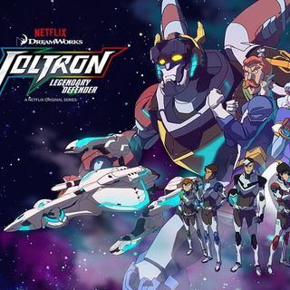 TV Party Tonight: Voltron: Legendary Defender (Season 7)