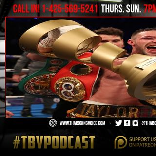 ☎️Josh Taylor Bullies The Bully in Prograis😱Shakur Steven Wants Warrington Unification Next❗️