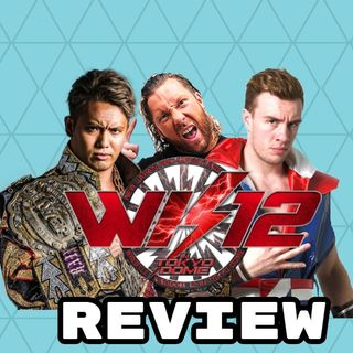 Wrestle Kingdom 12 Review (NJPW - Full Show Review)