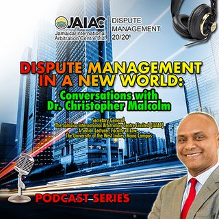 JAIAC Dispute Management Podcast - Episode 1 Trailer Promo