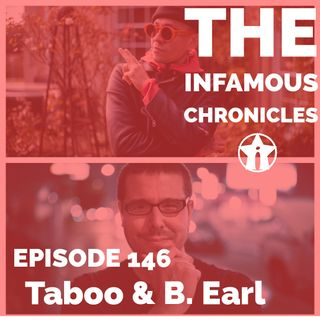 E146: Taboo & B.Earl 🐺