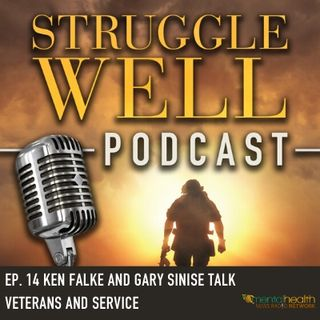 Ken Falke and Gary Sinise talk Veterans and Service