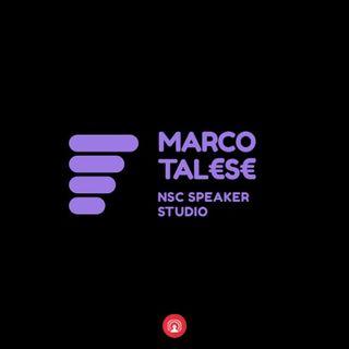NSC Speaker Studio - Marco Talese