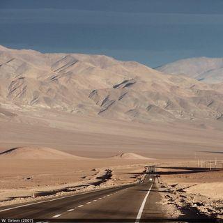 NUESTRO OXÍGENO Desertificación en Chile - Marco Antonio Gianinni