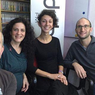 Belluno Ciak intervista a Erik, Francesca e Marina