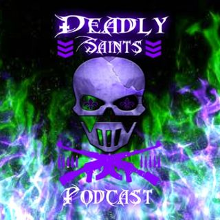 The Deadly Saints Podcast: Episode 8 - WWE Week End Review 9/16/2018 - 9/22/2018 + Wrestling News
