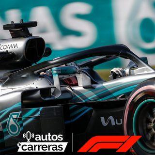 ¿Qué tan lento está Hamilton en México?