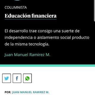 Episodio 3 - Educación financiera