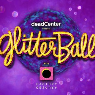 Special Edition: deadCENTER Glitter Ball