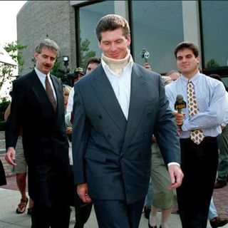 'The Trial of His Life': McMahon Indicted