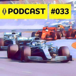 #033 - A abertura da F1 2020 e o retrospecto de Prost contra Senna na chuva