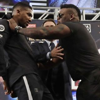 Inside Boxing Daily: Miller suspended, so who will fight Joshua? Joe Joyce splits with Abel Sanchez, and Mosley-Brown