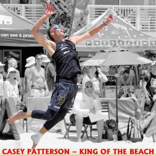 Casey Patterson King of the Beach