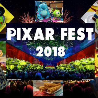 Ep. 9: Pixar Fest 2018