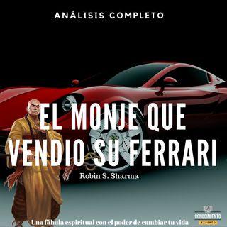 050 - El Monje Que Vendió Su Ferrari