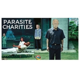 Charles Ortel is CLOSING IN – Parasite Charities