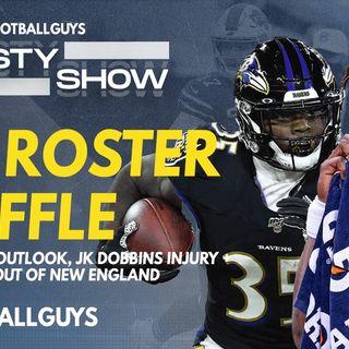 Dynasty Roster Shuffle: Cut Day Fallout || 2021 Dynasty Fantasy Football